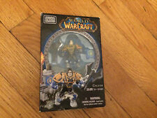 Mega Bloks World of Warcraft Alliance Colton 91001 Human Paladin