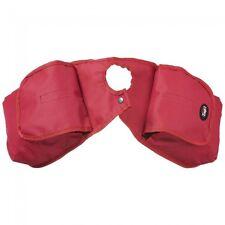 Tough 1 Red Nylon Pommel Bag horse tack equine 61-8905
