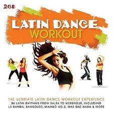Various Artists - Latin Dance Workout / Various [New CD] UK - Import
