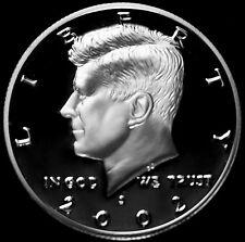 2002 S  Kennedy Mint Silver Proof Half Dollar from Original U.S. Mint Proof Set
