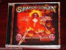 Orange Goblin: Healing Through Fire CD 2014 Bonus Tracks Candlelight USA NEW