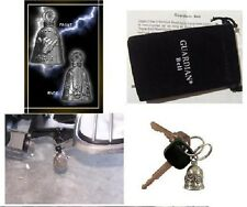 HAWAIIAN STYLE MOTORCYCLE BIKER GUARDIAN BELL GREMLIN PROTECT RIDE FROM EVIL