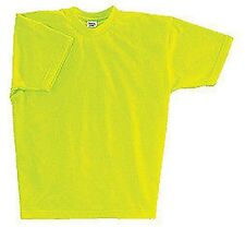 Mens Hi-Visibility Tee Shirt S-7XL Tall