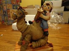 Raggedy Andy with Wrinkled Knee Camel  Enesco