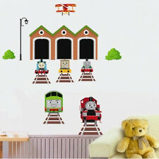 Beautiful Peel & Stick Removable Wall Sticker Decal Thomas Tank Engine & Friends