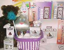 NEW HERSHEYS kiss EASTER toy gift  BASKET BIRTHDAY TOYS doll VALENTINES PLAYSET