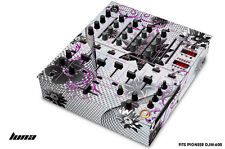 247 Skins Decal Wrap for PIONEER DJM-600 DJ Mixer CD Pro Audio DJM600 Parts LUNA
