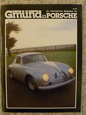 """Gmünd"" Porsche Magazine, Number 13 VERY RARE Long Out Of Print Awesome L@@K"