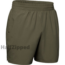 Under Armour 13433543902X Mens 2x OD Green Tactical Shorts