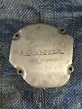 2002 02 Honda Cr250 Cr 250 Cr250r Stator Cover Left Side Cover Plate