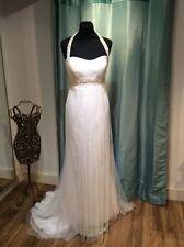 Alfred Angelo Halterneck Wedding Dresses