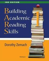 Building Academic Reading Skills, Book 1, 2nd Edition by Zemach, Dorothy (Paperb