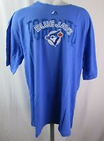Toronto Blue Jays Men Big & Tall Domination T-Shirt MLB Majestic