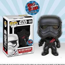Funko Pop! Vinyl Custom Star Wars FO Stormtrooper Biker Scout Go! Geek Customs