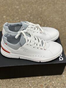 On Running The Roger Advantage White/flare Men's Size 11 M Court Tennis Shoe