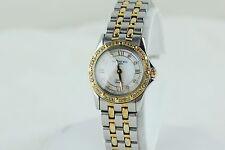 Mini Raymond Weil Ladies Tango 5790 Diamond Bezel Two Tone Watch