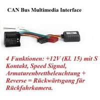 Audi A4 Avant B7 8E/8H RTA 032.525-0 CAN Bus Adapter Auto Radio Adapter Canbus
