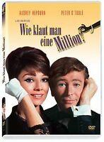 Wie klaut man eine Million? von William Wyler | DVD | Zustand gut