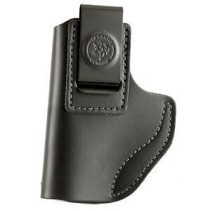DeSantis Insider IWB Holster Fits Glock 43/43X Left Hand Leather  031BBD9Z0