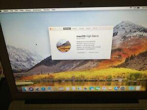 """Apple MacBook Air 13"""" Mid 2012 Core i5 1.8GHz 4GB RAM 256 GB SSD"""
