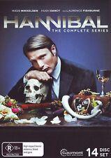 Hannibal The Complete Series Box Set DVD Region 4