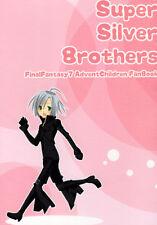 Final Fantasy 7 Vii English Translated Doujinshi Comic Kadaj Yazoo Loz Super Sil