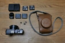 Lumix LX100 Digital Camera full kit in excellent condition recently serviced