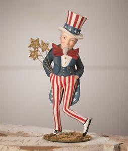Bethany Lowe Patriotic Dancing Uncle Sam TD0015