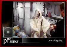 THE PRISONER, VOLUME 2 - Card #25 - Unmasking No. 1 - Factory Ent. 2010