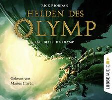 Helden des Olymp - Das Blut des Olymp CD - 6 CD Riordan,Rick Helden des Olymp|LÃ