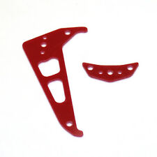 XTREME HELI ALIGN T-REX 250 RED G-10 TAIL FIN SET 11750GR FLYBAR LESS MINI RTF
