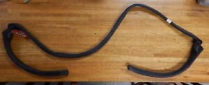 nos 1968 1969 ford torino convertible header panel weatherstrip c8oz 7653986 a