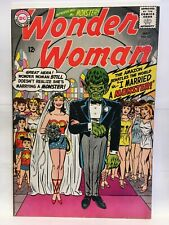 Wonder Woman #155 VF- (7.5) 1st Print DC Comics