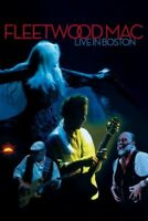 FLEETWOOD MAC 'LIVE IN BOSTON ' 2 DVD NEW!
