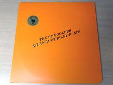 EX !! The Smugglers/Atlanta Whiskey Flats/1992 Pop Llama Punk LP + Insert