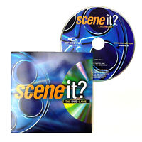 Scene It? Original DVD Game Replacement DVD 2003 Disc Only