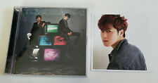 TVXQ DBSK Tohoshinki Scream Japan Press CD+DVD + Jacket Photocard
