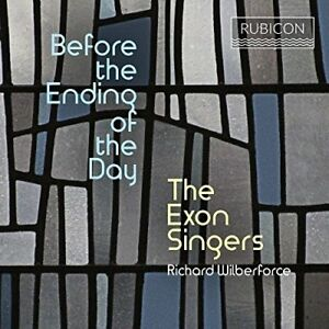 The Exon Singers-At The Ending Of The Day  (UK IMPORT)  CD NEW