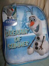 DISNEY FROZEN OLAF INSULATED SOFT SCHOOL LUNCH BOX/BAG-NWT
