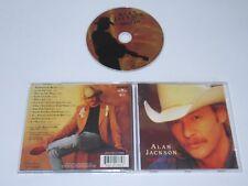ALAN JACKSON/WHO I AM(ARISTA 74321 21768 2) CD ALBUM
