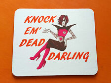Undertale Mettaton Artwork with Quote Mouse Mat Pad PC & Laptop Gaming