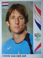 Panini 228 Edwin van der Sar Niederlande FIFA WM 2006 Germany