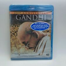 Gandhi (Blu-ray Disc, 2009, 2-Disc Set, Canadian 25th Anniversary Edition)