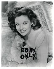 SUSAN HAYWARD. VINTAGE PHOTO PORTRAIT, FROM  ORIGINAL NEGATIVE,DOUBLE WEIGHT