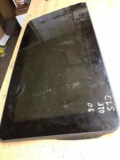 Mercedes CLS sun roof glass W219 2006 CLS sunroof window glass