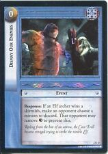 Lord Of The Rings CCG Foil Card MoM 2.U17 Dismay Our Enemies