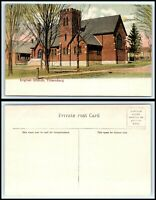 CANADA Postcard - Tillsonburg, English Church AD