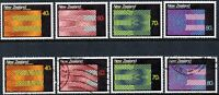New Zealand 1988 Sg 1444/1447 Centenary Of Electricity Mounted Mint/Fine Used