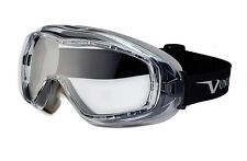 Univet 620 Ski Estilo Gafas ajustadas de seguridad con Transparente Lente (620.02.00.00)