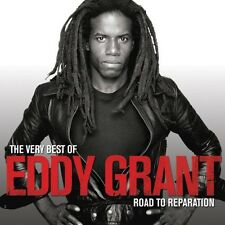 Very Best Of Eddy Grant-Road To Reparation - Eddy Grant (2008, CD NEUF)